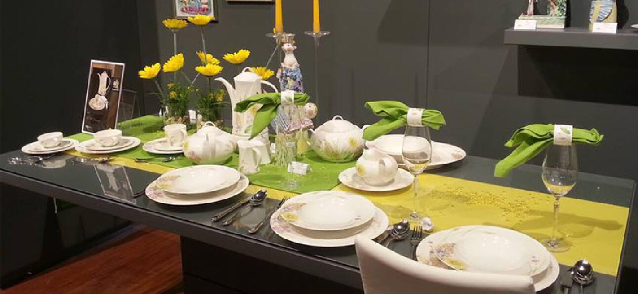 Seltmann Weiden在餐桌上的使用场景