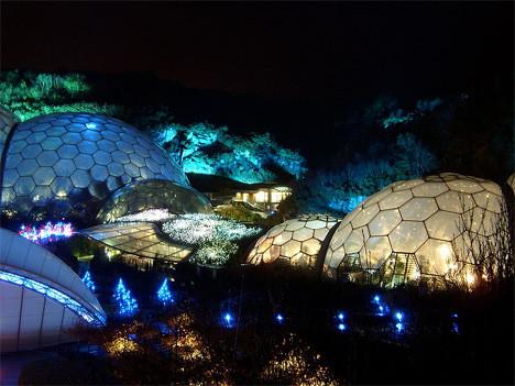 伊甸园夜景