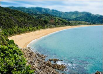 新西兰自然环境