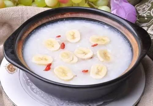 香蕉蜂蜜粥
