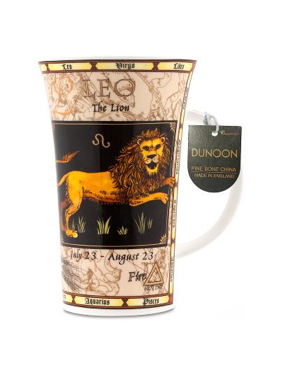 狮子座骨瓷杯