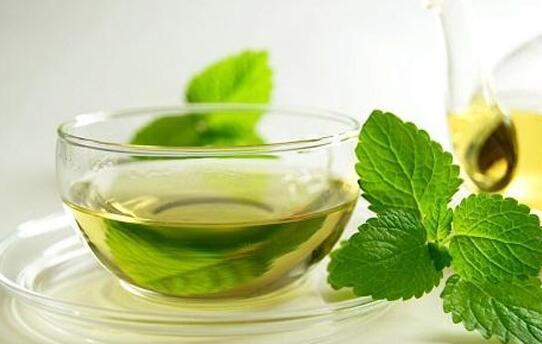 蜂蜜系列饮品——蜂蜜绿茶
