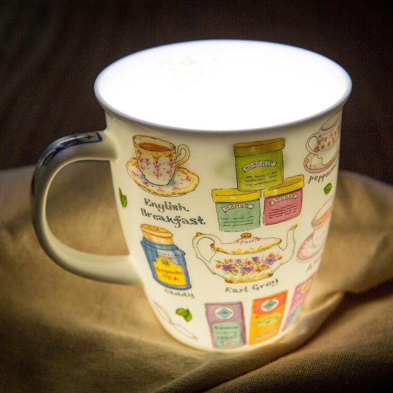TEA骨瓷杯