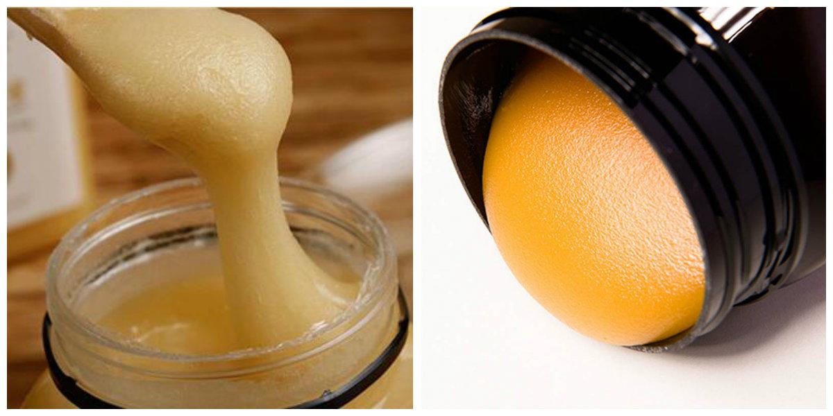 国产蜂蜜和进口蜂蜜结晶对比