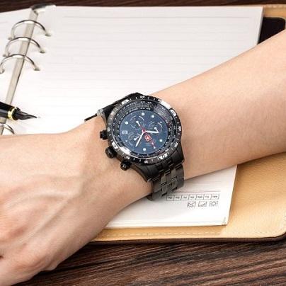 手表如何搭配服装?手表百搭的颜色