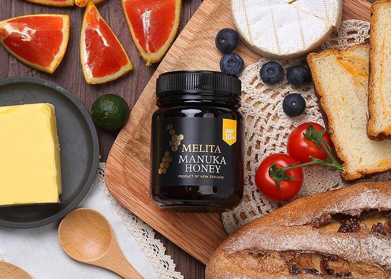 Melita麦卢卡蜂蜜10+怎么吃