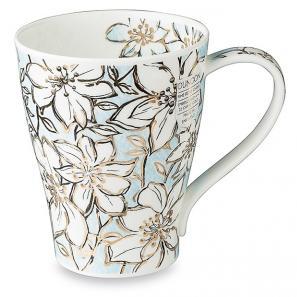DUNOON 英国丹侬DUNOON骨瓷杯马克杯索尔威杯型彩色