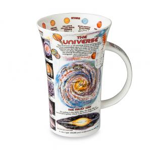 DUNOON 英国丹侬DUNOON骨瓷杯马克杯宇宙世界