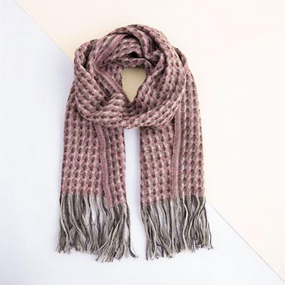 羊毛围巾与羊绒围巾有什么区别?