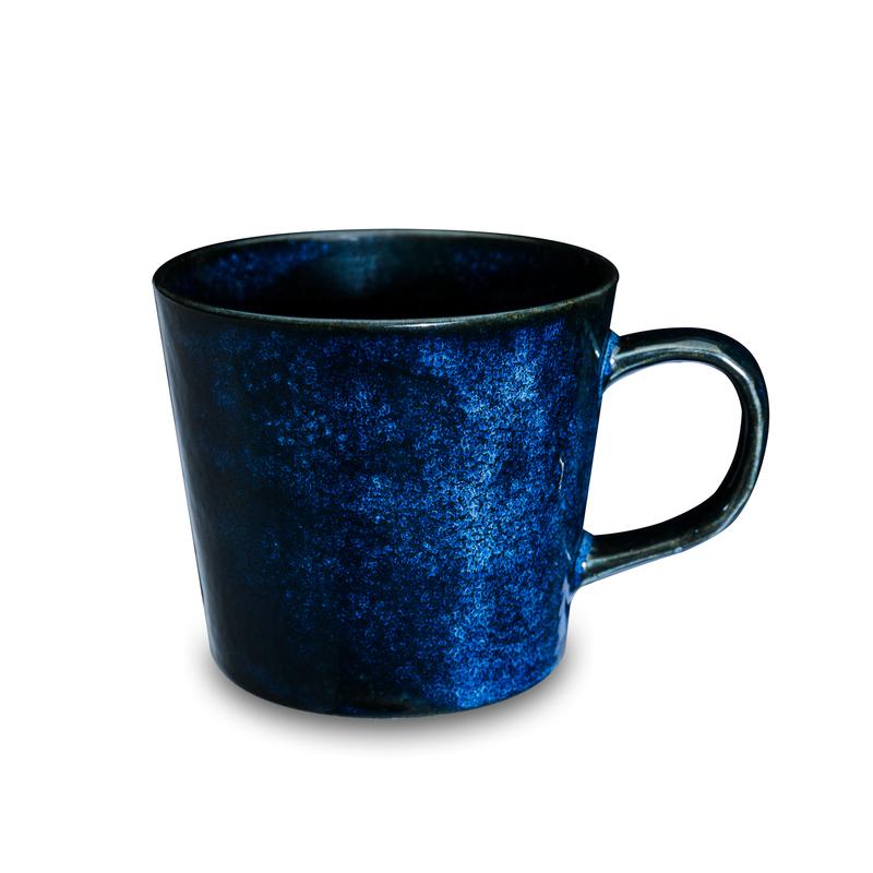 日本AITO美浓烧陶瓷摩登色马克杯 【Natural-color】三色可选