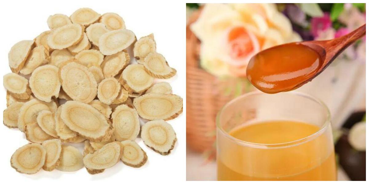 黄芪蜂蜜的功效与作用