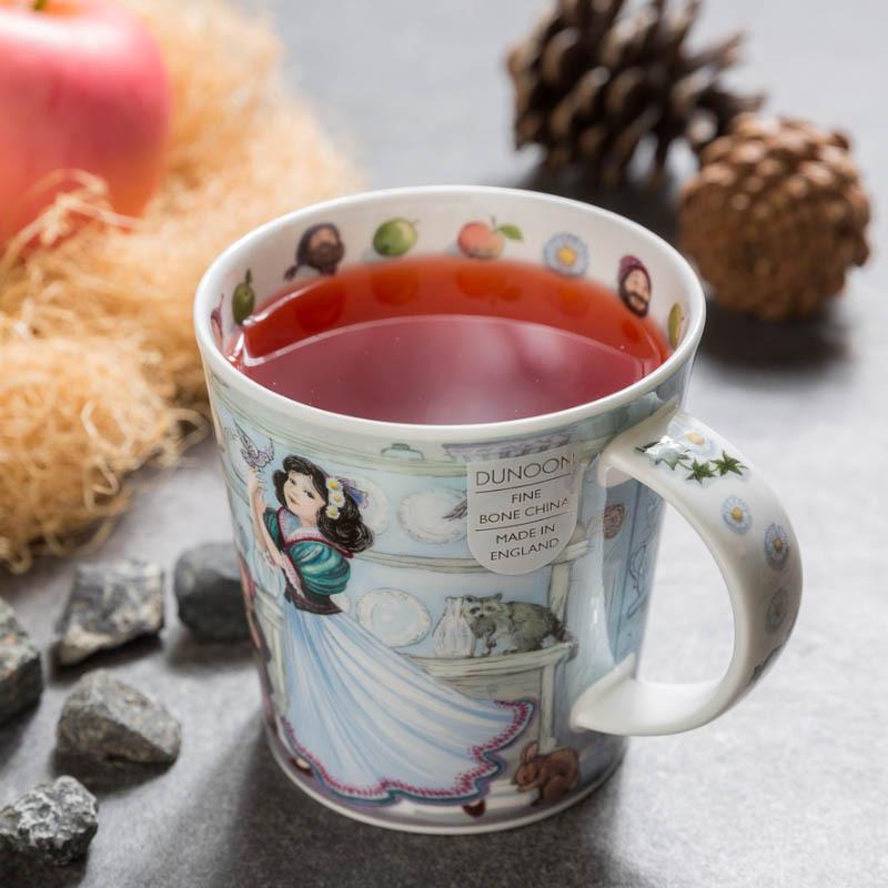 DUNOON 英国丹侬DUNOON骨瓷杯马克杯童话系列白雪公主
