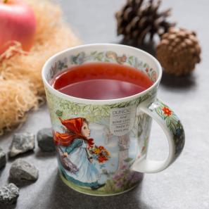 DUNOON 英国丹侬DUNOON骨瓷杯马克杯童话系列小红帽