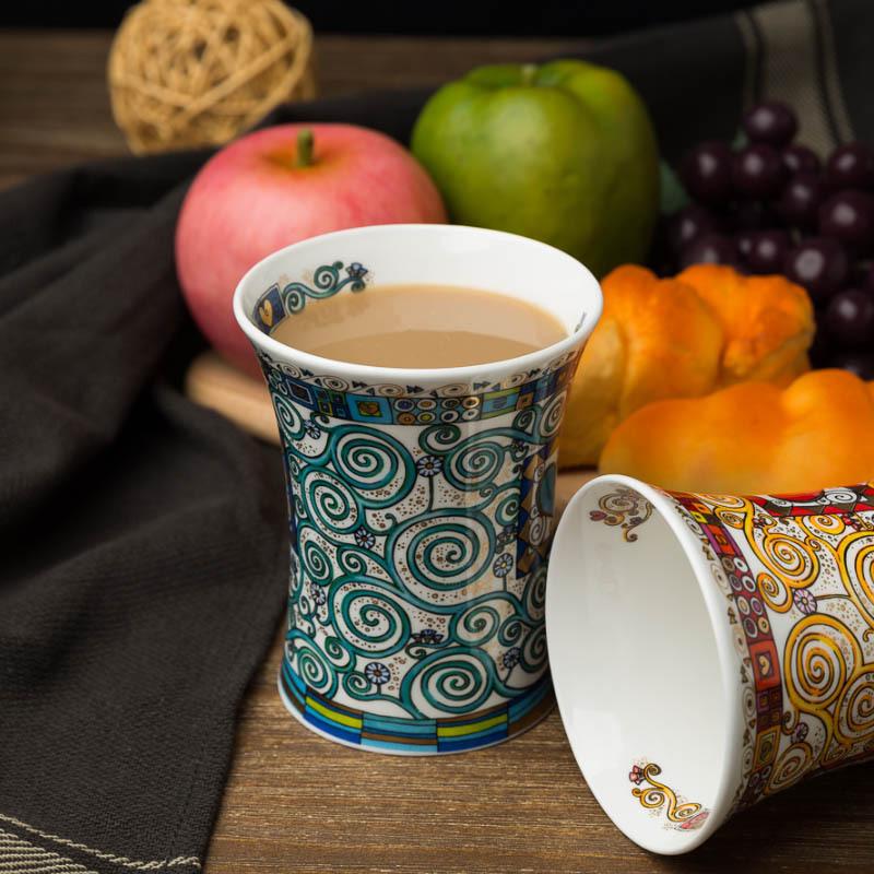 DUNOON 英国丹侬DUNOON骨瓷杯马克杯浪漫系列