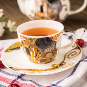 DUNOON 英国丹侬Dunoon骨瓷茶杯咖啡杯茶具吻