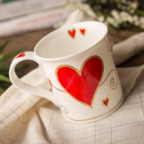 DUNOON 英国丹侬Dunoon骨瓷杯马克杯Juliet