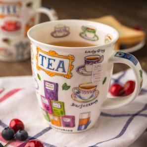 DUNOON 英国丹侬Dunoon骨瓷杯马克杯茶TEA
