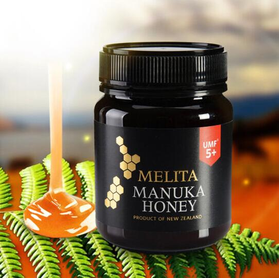 Melita麦卢卡蜂蜜UMF5+