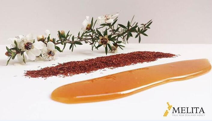 麦利卡蜂蜜外观、色泽