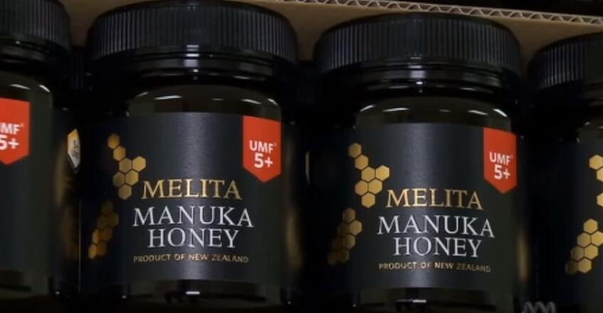 melita麦卢卡蜂蜜5+瓶装照片