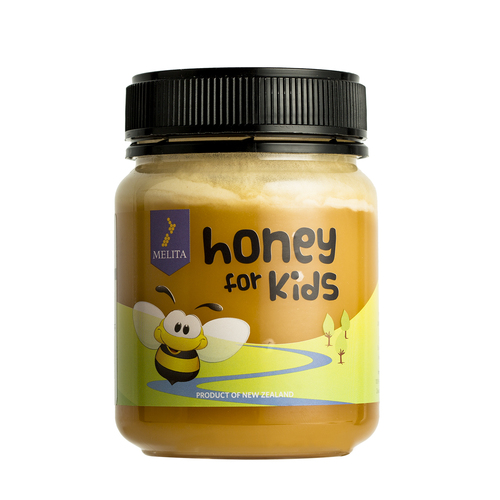 新西兰麦利卡Melita 儿童蜂蜜