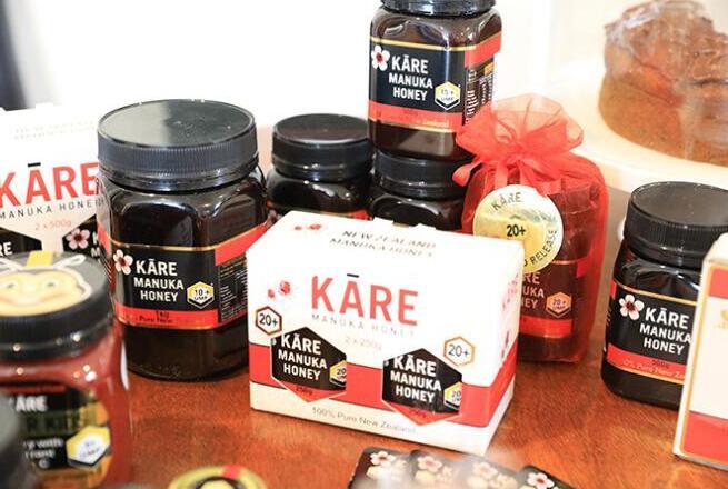 kare麦卢卡蜂蜜