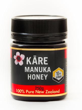 kare麦卢卡蜂蜜umf10+