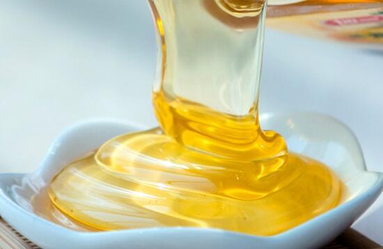 蜂蜜折叠状态