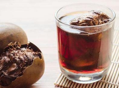 蜂蜜罗汉果茶