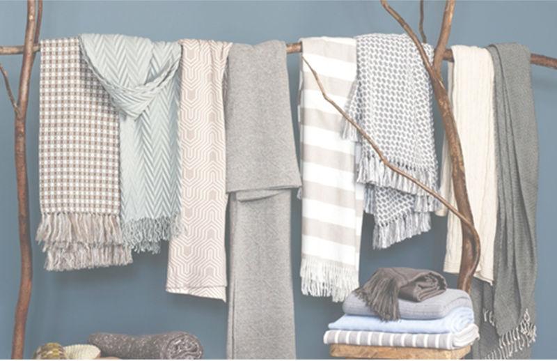 意大利原产MA.AL.BI.羊毛围巾羊绒围巾
