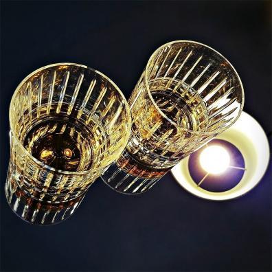 德国原产SHTOX 玻璃炫风杯旋转杯酒杯No.004