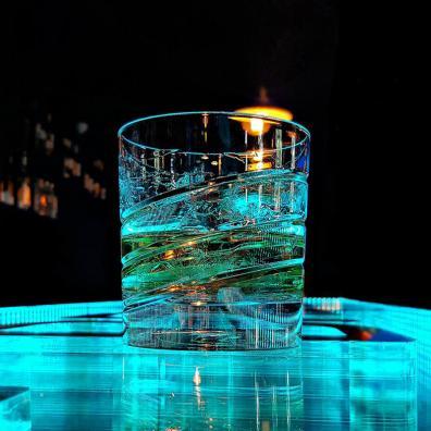 德国原产SHTOX 玻璃炫风杯旋转杯酒杯No.006