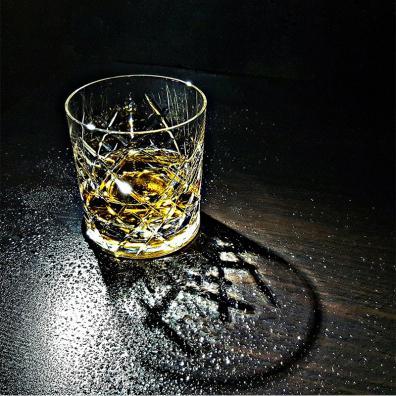 德国原产SHTOX 玻璃炫风杯旋转杯酒杯No.011