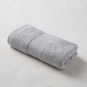 日本ORIM今治毛巾超柔棉质面巾洗脸毛巾 【Plumage系列】中灰