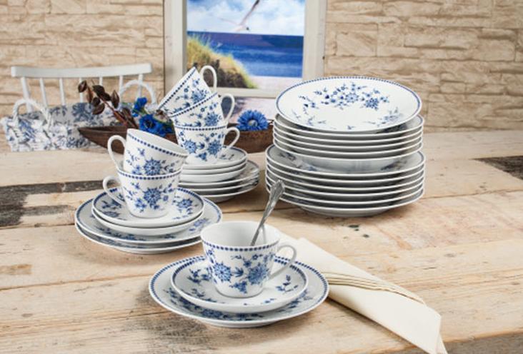 Seltmann Weiden青花瓷汤盘汤碗餐具