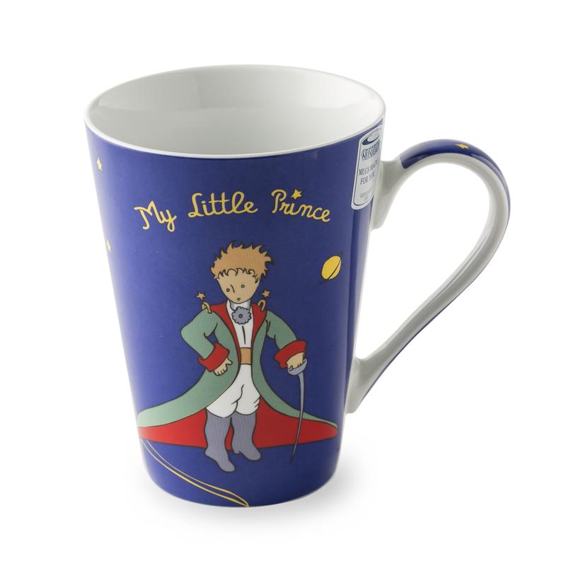 德国原产KOENITZ酷尼子 我的小王子瓷器陶瓷杯马克杯420ml