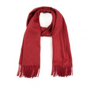 意大利原产MA.AL.BI.羊绒围巾女士围巾 红色
