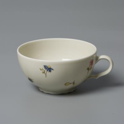 德国Seltmann Weiden陶瓷咖啡杯茶杯  彩色小花系列140ml