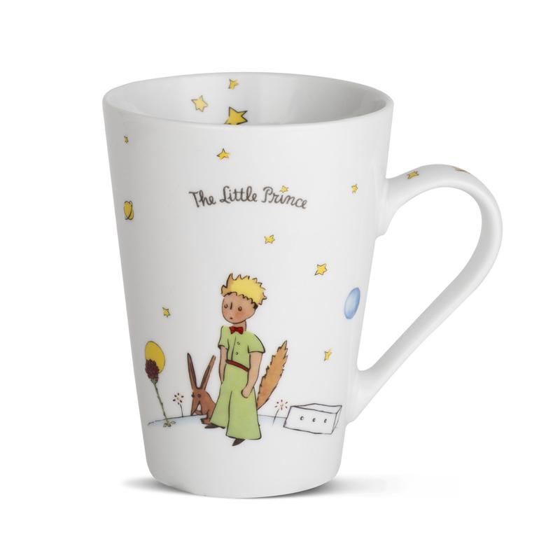 德国原产KOENITZ酷尼子 水杯茶杯马克杯 陶瓷杯小王子秘密