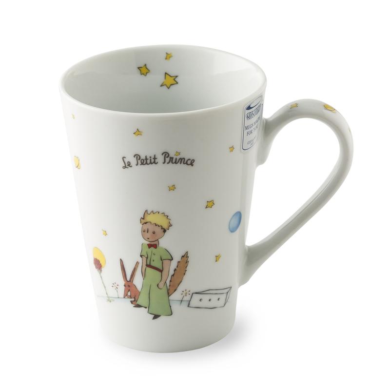 德国原产KOENITZ酷尼子 小王子秘密(法)陶瓷杯马克杯420ml