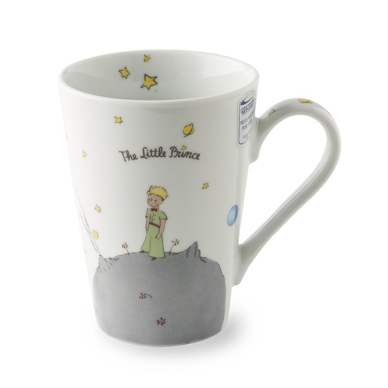 德国原产KOENITZ酷尼子 小王子的幸运星(英)陶瓷杯马克杯420ml