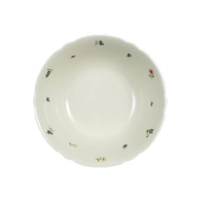 德国原产Seltmann Weiden瓷碗西餐具  彩色小花系列1000ml