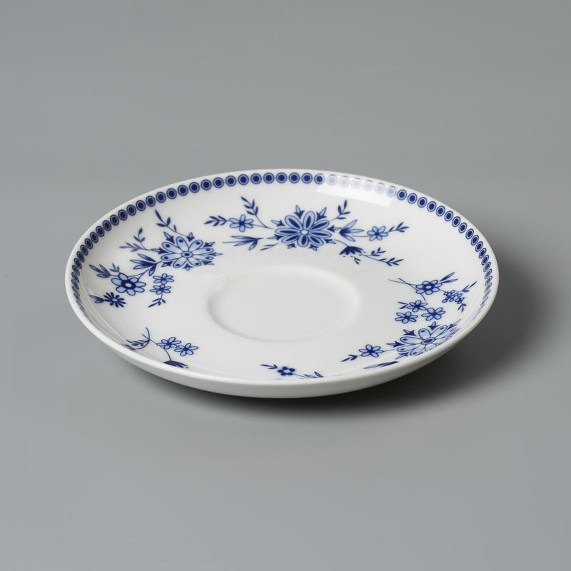 德国Seltmann Weiden青花陶瓷咖啡杯碟 巴伐利亚系列14.5cm