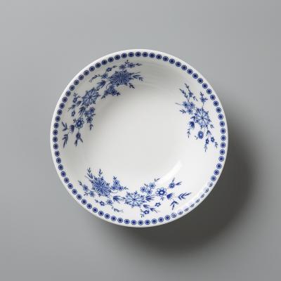 德国原产Seltmann Weiden青花陶瓷碗  西餐具巴伐利亚系列13cm