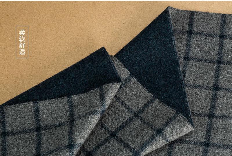 意大利MA.AL.BI.羊绒围巾舒适材质