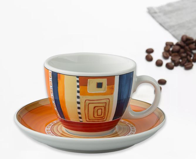 Seltmann Weiden欧洲几何图形咖啡杯