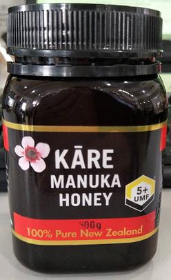 Kare麦卢卡蜂蜜UMF5+