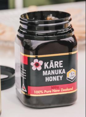 5+kare麦卢卡蜂蜜瓶装照片