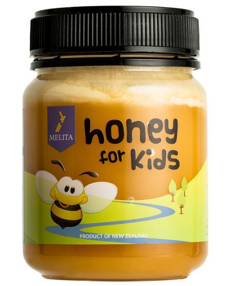 新西兰麦利卡儿童蜂蜜产品正品照