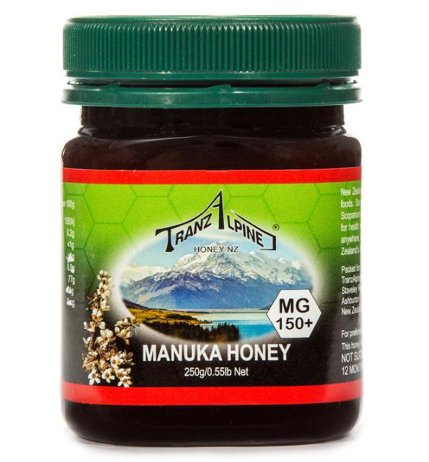 新西兰TRANZALPINE麦卢卡蜂蜜MG150+